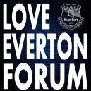 LoveEvertonForum