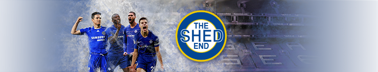 The Shed End - Chelsea FC Forums